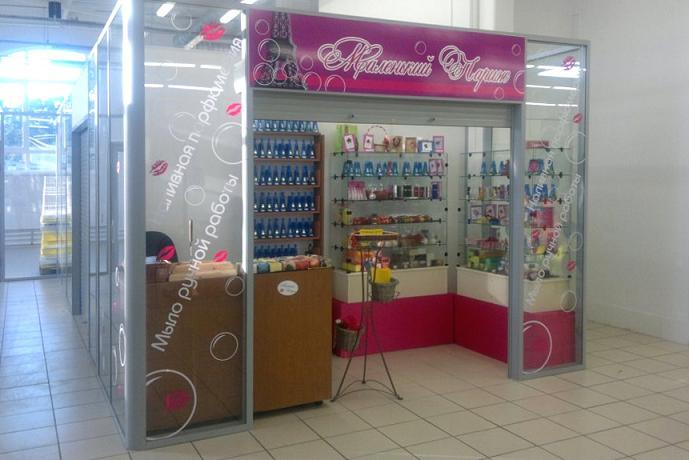 Магазин косметики и парфюмерии фото